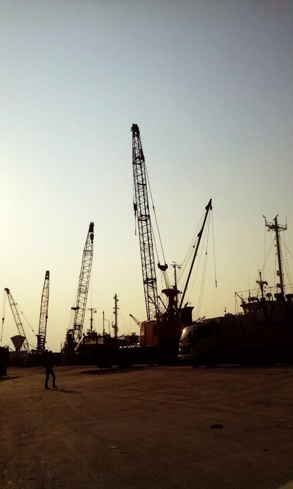 Pelabuhan Sunda Kelapa, Kota Tua, dan Cikini  (2/6)