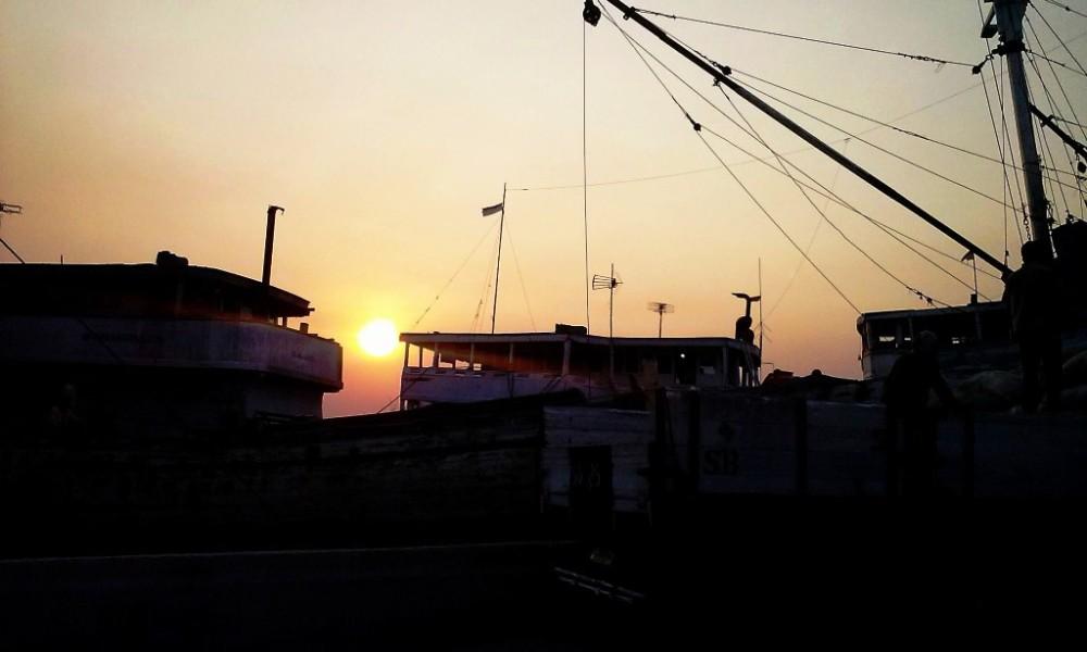 Pelabuhan Sunda Kelapa, Kota Tua, dan Cikini  (4/6)