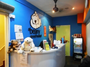 4. A Beary Good Hostel (1)