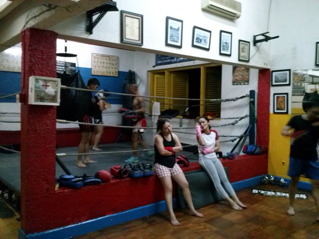 Dibantai Muay Thai! (6/6)
