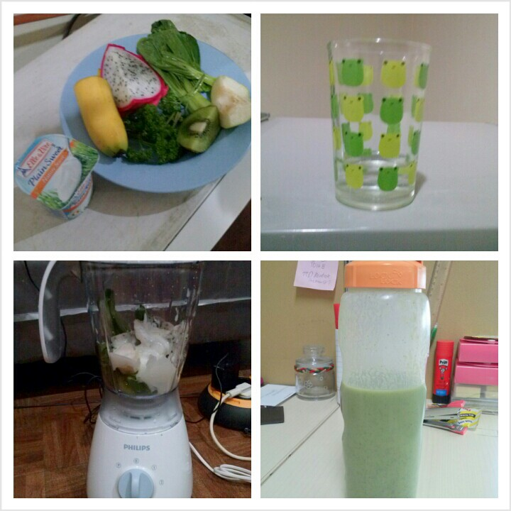 Juicing with Stephany (2/2)
