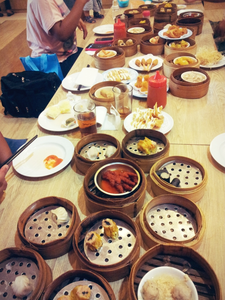 All You Can Eat di Bamboo Dim Sum! (6/6)