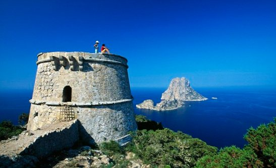 Es Vedra, Ibiza, Balearic Islands, Spain (MR)
