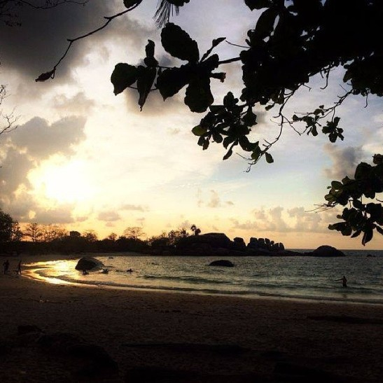 Sunsettanjungtinggi