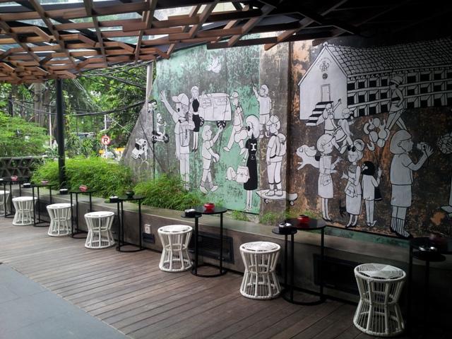 HANG OUT: Waha Kitchen, 127 Cafe, & Awan Lounge at Kosenda