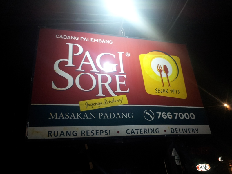 Pagi Sore The Best Nasi Padang Teppy And Her Other
