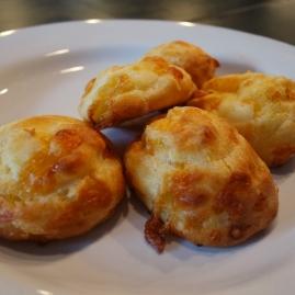 Parmigiano Puff