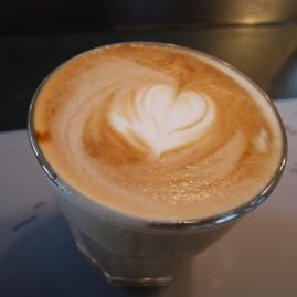 Latte love!