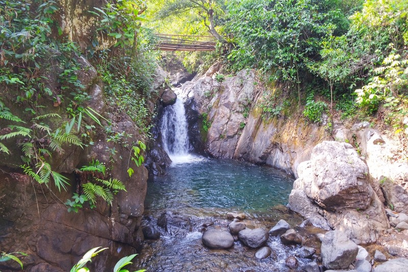 ... and Waterfall Adventure in Sentul, Bogor! | Teppy and Her Other Sides