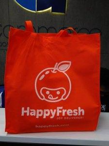 My Happy Fresh stuff is here!