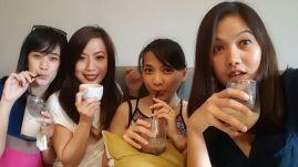 asagao selfie (4)