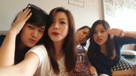 asagao selfie (5)