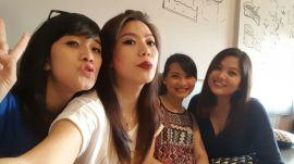 asagao selfie (6)