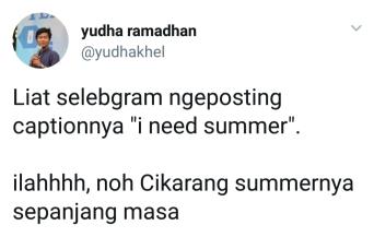 cikarang summer